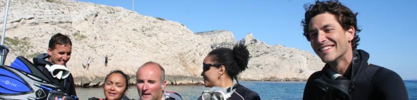 Louer un bateau de plongée à Marseille : peut-on recourir à la location de bateau pour plonger ?