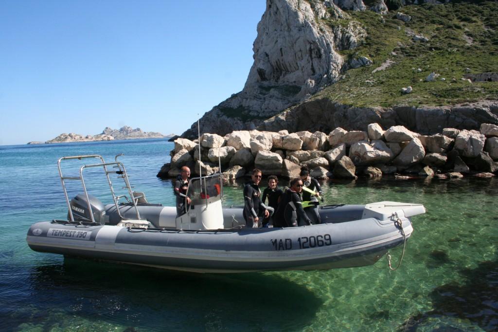 bateau-privé