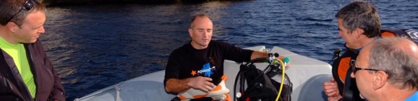 Moniteur de plongée à Marseille : obligatoire ?