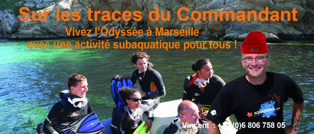 Cousteau à Marseille : revivez l'Odyssée