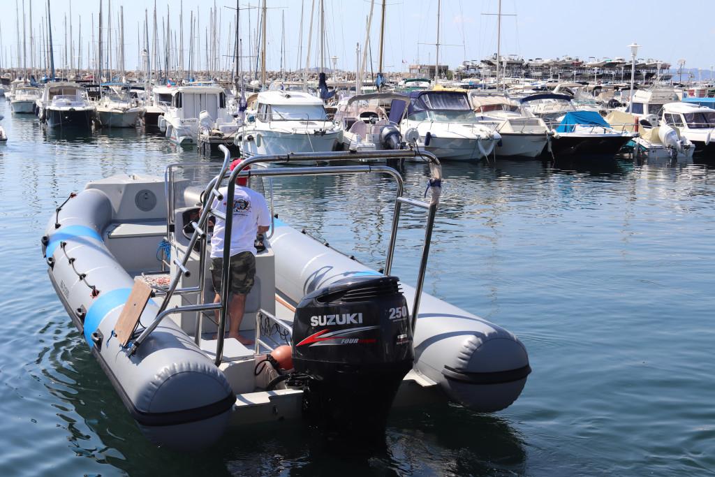 bateau privatif Marseille